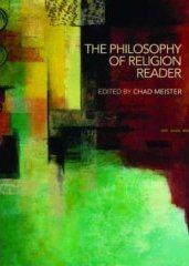 philosophyofreligionreader